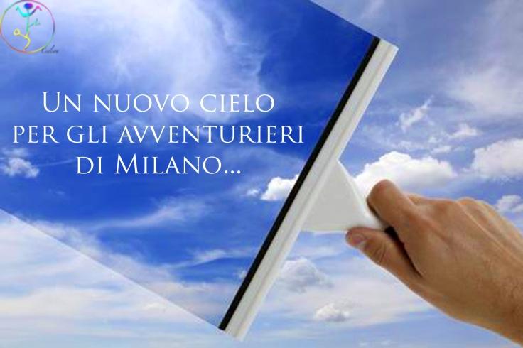 Un nuovo cielo per gli avventurieri di Milano
