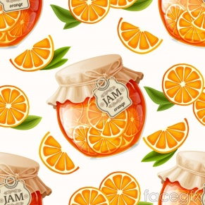 facegfx-vector-delicious-orange-marmalade-vector