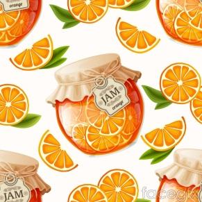 facegfx-vector-delicious-orange-marmalade-vector
