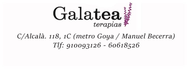 Galatea Terapias Direcciòn