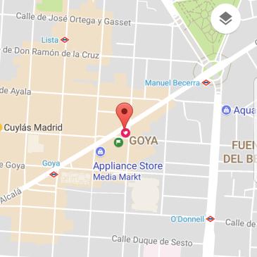 Calle Alcalà 118 - Madrid
