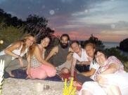 """""""Shamanic Sunset"""" Group Meditation in Benirras (Ibiza)"""