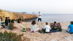 Group Meditation in Nature (Ibiza)