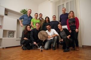 Group Meditation (Italy)